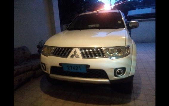 Selling White Mitsubishi Montero Sport 2009 in Quezon