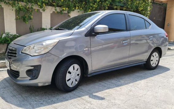 Mitsubishi Mirage G4 2016 for sale in Automatic