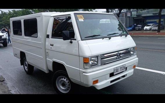 White Mitsubishi L300 2020 for sale in Quezon