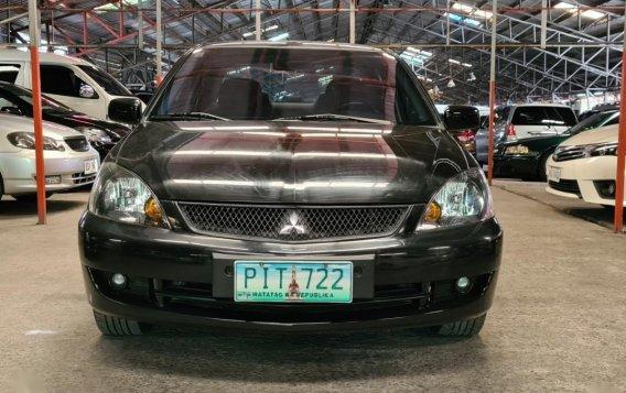 Black Mitsubishi Lancer 2011 for sale