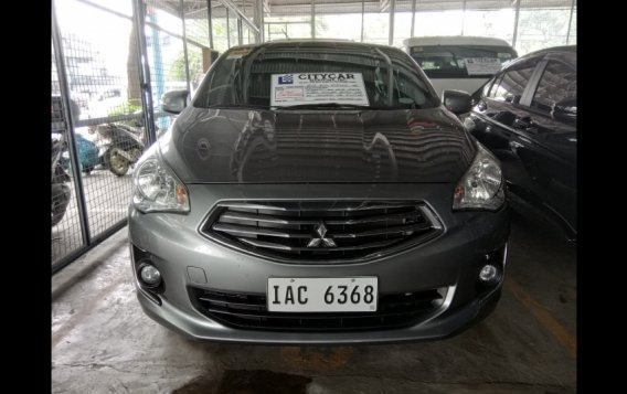 Selling Grey Mitsubishi Mirage G4 2019 Sedan at Automatic in Marikina