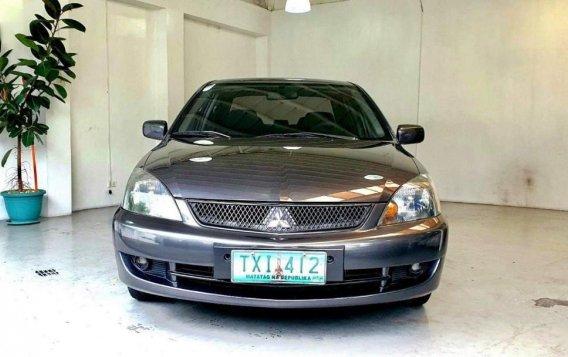 Selling Greyblack Mitsubishi Lancer 2011 in Quezon City