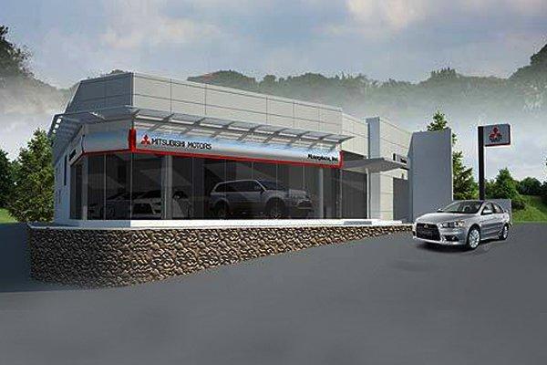 Mitsubishi Motors, Baguio